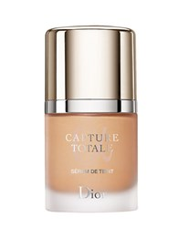Christian Dior Capture Totale Triple Wrinkles Dark Spots Radiance With Sunscreen Broad Spectrum Spf 25 030 Medium Beige