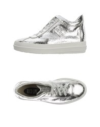 Ruco Line Footwear Low Tops And Trainers Women Silver