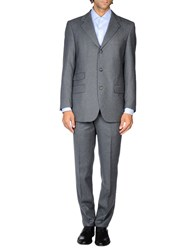 Henry Cotton's Suits And Jackets Suits Men Grey
