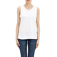 Current Elliott Women's The Muscle Tee Tank White