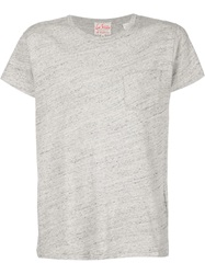 Levi's Vintage Clothing Marled T Shirt Grey