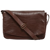 Moore And Giles Sackett Classic Messenger Bag American Bison