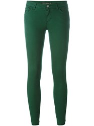 Dolce And Gabbana Skinny Jeans Green