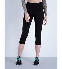 Sweaty Betty Adrenaline Capri Leggings Black