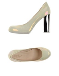 Hogan Pumps Beige