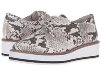 Shellys Emma Snake Women's Flat Shoes Beige
