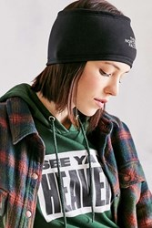 The North Face Ascent Ear Warmer Black