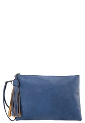 Evenandodd Clutch Navy Dark Blue