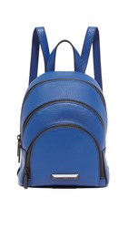 Kendall Kylie Mini Sloane Backpack Steel Blue