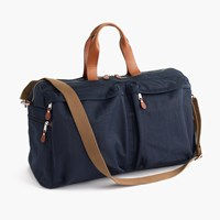 J.Crew Harwick Weekender Bag Dark Navy