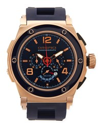 Regatta Yachting Edition Watch Ip Rose Gold Blue Orefici Watches Pink