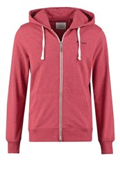 Teddy Smith Gelly Tracksuit Top Red Wine Bordeaux