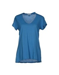 Authentic Original Vintage Style T Shirts Azure