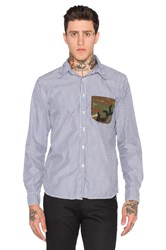 Nsf Axel Shirt Navy