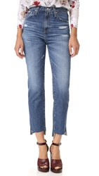 Ag Jeans The Phoebe High Waisted 15 Year Anchorage