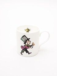 Mad Hater Ceramic Mug Present London