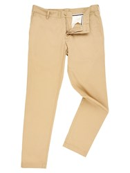 Lacoste Regular Fit Trousers Brown