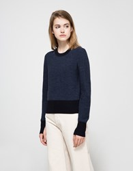 Rag And Bone Taylor Crew Navy