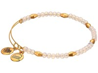 Alex And Ani Nautical Bangle Shore Gold Bracelet
