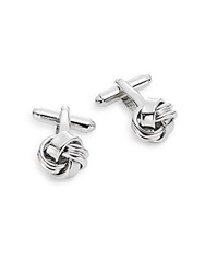 Saks Fifth Avenue Knot Cuff Links