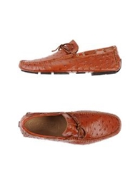 Gold Brothers Moccasins Brown