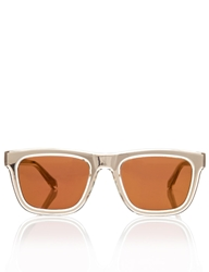Karen Walker Gold Deep Frieze Sunglasses