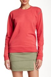 Marc By Marc Jacobs Crew Neck Sweatshirt Red