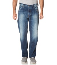 Pepe Jeans New Smoke Relaxed Fit Jeans N A Dunkelblau Dark Blue
