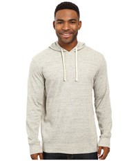 O'neill Hinkley Pullover Stone Men's Long Sleeve Pullover White