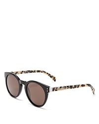 Marc By Marc Jacobs Keyhole Round Sunglasses