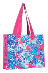 Lilly Pulitzer 'Market' Tote Bag