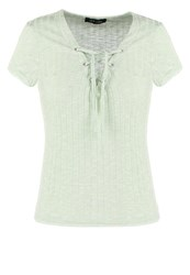 New Look Print Tshirt Mint