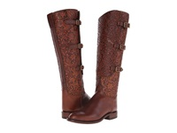 Lucchese L4995.Rr Chocolate Cowboy Boots Brown