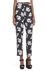 Women's Leith Floral Print Crop Pants