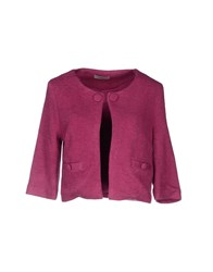 Darling Suits And Jackets Blazers Women Mauve