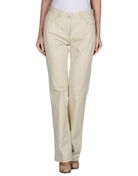 Paul And Shark Trousers Casual Trousers Women Beige