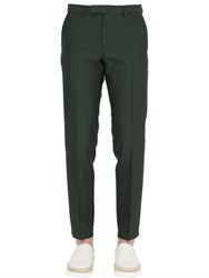 Valentino 18Cm Wool Blend Pants W Side Stitching