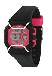 Roxy Black Pink The Guard Watch
