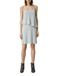 Allsaints Mira Dress Mirage Grey
