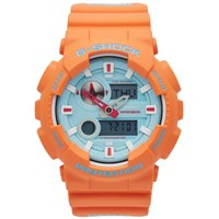 G Shock X In4mation Gax100x 4A Watch Orange