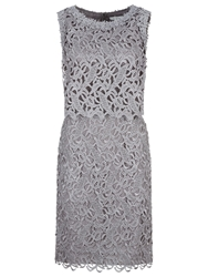 Kaliko Floating Bodice Dress Grey
