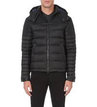 Burberry Lightweight Quilted Shell Jacket Black