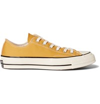 Converse 1970S Chuck Taylor All Star Canvas Sneakers Yellow