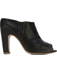 Officine Creative 'Stephan' Booties Black
