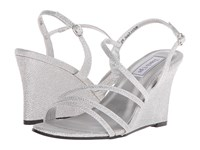 Touch Ups Paige Silver Shimmer Women's Shoes