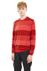 Opening Ceremony Float Rugby Pullover Cardinal Red