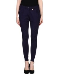 Massimo Rebecchi Casual Pants Purple