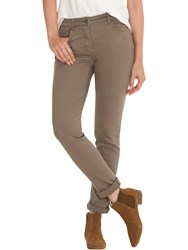 Betty Barclay Perfect Slim Jeans Slate Taupe
