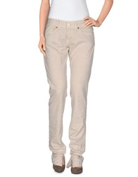 Dondup Trousers Casual Trousers Women Beige