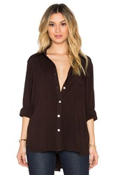 Saint Grace The Gent Button Up Brown